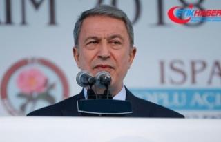 Akar: Türkiye'ye rağmen atılacak hiçbir adıma...