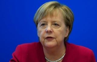 Merkel: 'AB ve Arap Ligi ülkelerinin kaderleri...