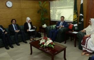 'Ankara ve İslamabad arasındaki stratejik ortaklık...