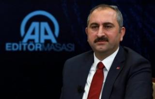 Ankara'ya yeni adalet sarayı yolda