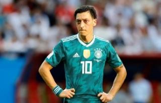 Arsene Wenger: Almanya'nın Mesut Özil'e...