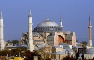 AYM'nin 'Ayasofya' kararı Resmi Gazete'de