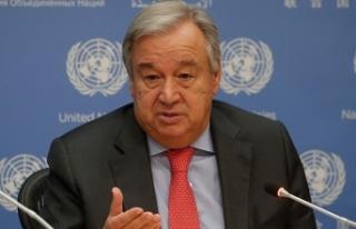 BM Genel Sekreteri Guterres'ten 'Kaşıkçı'...