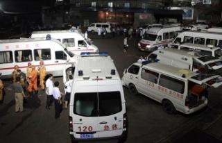 Çin'de maden ocağında patlama: 22 kişi mahsur...