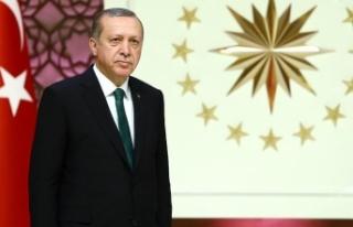 Cumhurbaşkanı Erdoğan ile Hindistan Başbakanı...