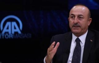 Dışişleri Bakanı Çavuşoğlu: ABD'nin İran'a...