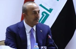 Dışişleri Bakanı Çavuşoğlu: Basra ve Musul...