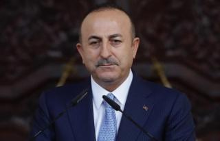 Dışişleri Bakanı Çavuşoğlu: Suudi Arabistan...