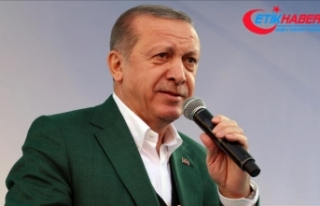 Erdoğan: İdlib'de elde ettiğimiz başarıdan...