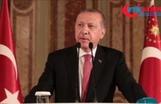 Erdoğan: Uluslararası sistem kelimenin tam anlamıyla...
