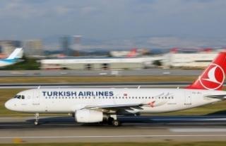 Esenboğa Havalimanı'nda 8 ayda 9,4 milyon yolcuya...