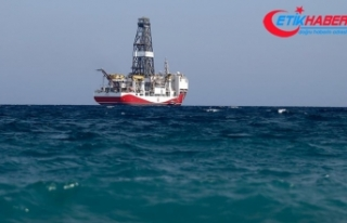 Fatih sondaj gemisi Akdeniz'de ilk sondajına...