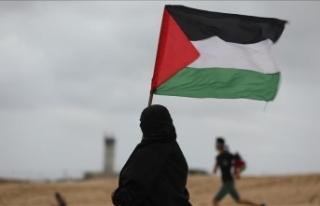 Filistin Devlet Başkanı Mahmud Abbas: İşgalci...