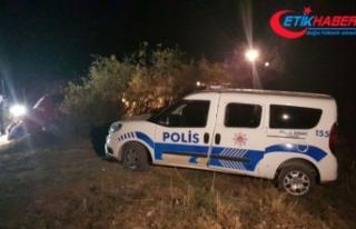 Film gibi kovalamaca: 1'i polis, 2 yaralı