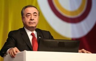 Galatasaray Kulübü Başkanı Cengiz: UEFA tamamen...