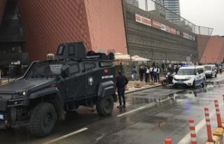 Gaziantep'te havaya ateş açan asker gözaltına...