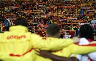 Süper Lig maçlarını statta izleyenler yüzde 10...