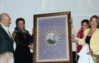 'İran Geleneksel Sanatlar Sergisi' açıldı