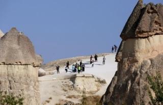 Kapadokya'da yeni 'altın yıl' heyecanı