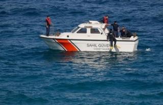 Karaburun'da göçmen teknesinin batmasına ilişkin...