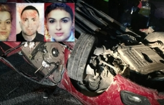 Kayseri'de otomobil takla attı: 4 ölü