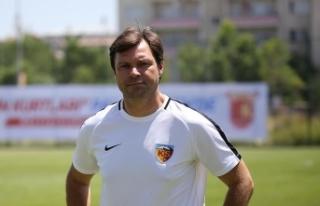 Kayserispor Teknik Direktörü Sağlam: Bu ligde her...