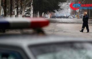 Kırım'da okulda patlama: 10 ölü