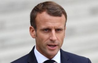 Macron: Ekonomik ve sosyal olağanüstü hal ilan...