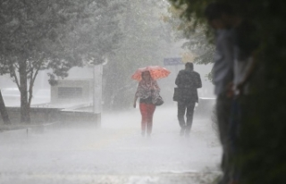 Meteorolojiden 11 il için sağanak ve fırtına uyarısı