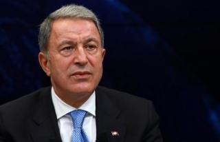 Milli Savunma Bakanı Akar: Bedelli askerlik 37 celpte...
