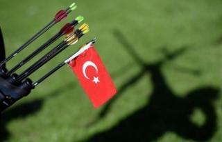 Okçulukta final heyecanı Kayseri'de yaşanacak