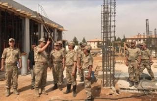 Suriye sınırına 'teknolojik kalekol'