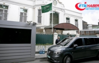 Suudi Arabistan'ın İstanbul Başkonsolosu Türkiye'den...