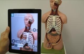 Teknolojide 'artırılmış gerçeklik'...