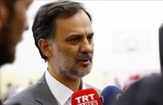 Türk Kızılayı Genel Müdürü İbrahim Altan:...