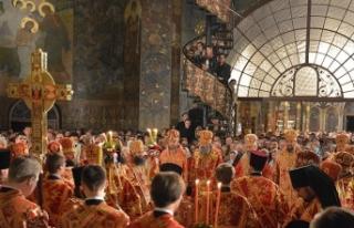 Ukrayna Ortodoks Kilisesi'nin bağımsızlık...