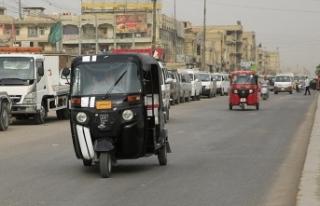 Uzak Doğu'dan Bağdat'a uzanan motor taksi...