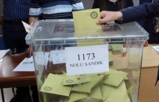 Yerel seçimlerde adaylık için istifa süresi sona...