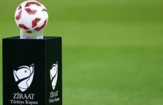Ziraat Türkiye Kupası son 16 Tur programı belli...