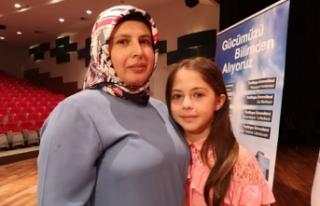 12 yaşındaki Tuğba Nur nakille hayata tutundu