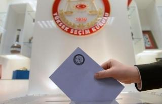36 bin aday halktan oy isteyecek