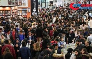 '37. Uluslararası İstanbul Kitap Fuarı'nı...