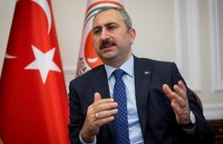 Adalet Bakanı Gül: İpek'in iadesine ret kararını...