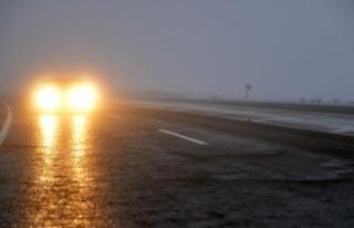 Ardahan ve Kars'ta olumsuz hava etkili oluyor
