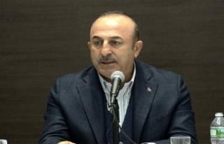 Bakan Çavuşoğlu'ndan kutuplaşmayla ortak mücadele...