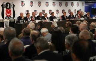 Beşiktaş'ta divan kurulu toplantısı yarın...
