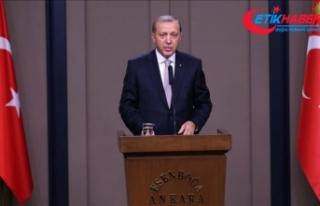 Cumhurbaşkanı Erdoğan: 7 şehidimiz var
