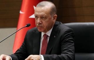 Cumhurbaşkanı Erdoğan: ABD Başkanı Trump'la...