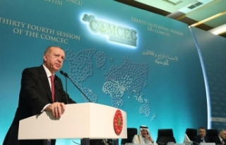 Cumhurbaşkanı Erdoğan: İşgalcilerin Kudüs'ün...