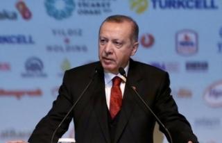 Cumhurbaşkanı Erdoğan: Ülkemize yatırım için...